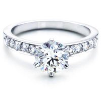 Engagement Ring model 10