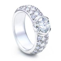 Engagement Ring model 17a